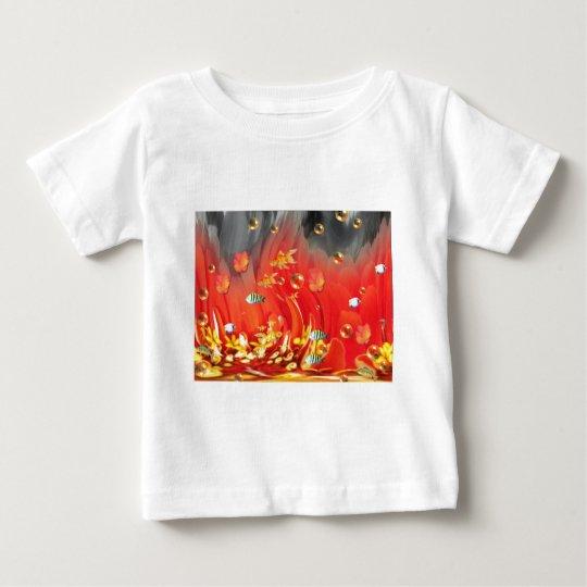 Fish Bowl Baby T-Shirt