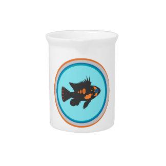 Fish Bowl Beverage Pitcher