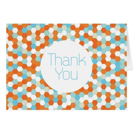 Fish Bowl Blank Thank You Card Zazzle