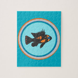 Fish Bowl Jigsaw Puzzle