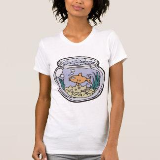 Fish Bowl Maternity T-Shirt Shirt