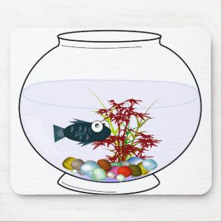 Fish Bowl Mouse Pad