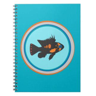 Fish Bowl Notebook