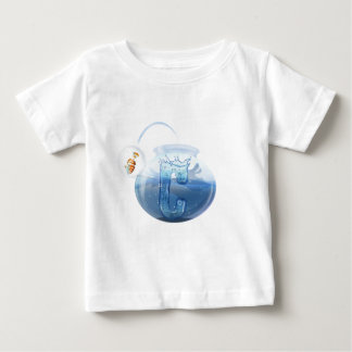 Fish Bowl Water Apparel Baby T-Shirt