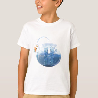 Fish Bowl Water Products T-Shirt