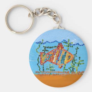 Fish Bright Keychain