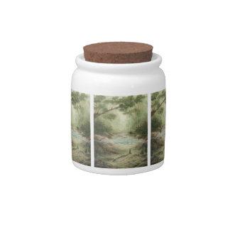 Fish Candy Jar