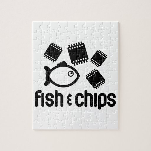 Fish & Chips Puzzle