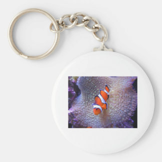 fish,clown fish keychain