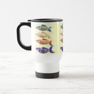 Fish Coffee cup