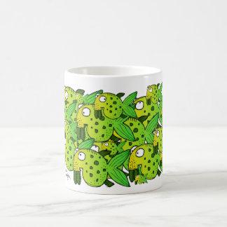 'fish' coffee mug