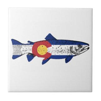 Fish Colorado Tile