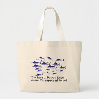 Fish - Confused Tuna Bag