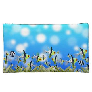 Fish Cosmetic Bag