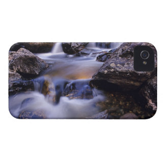 Fish Creek Falls near Steamboat Springs Colorado iPhone 4 Case