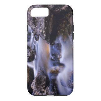 Fish Creek Falls near Steamboat Springs Colorado iPhone 7 Case