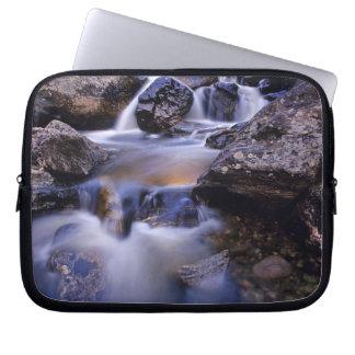 Fish Creek Falls near Steamboat Springs Colorado Laptop Computer Sleeves