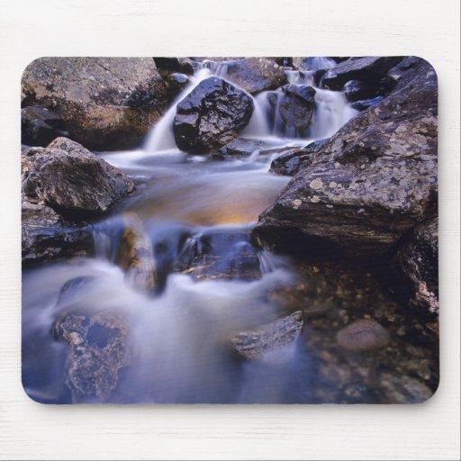 Fish Creek Falls near Steamboat Springs Colorado Mouse Pads