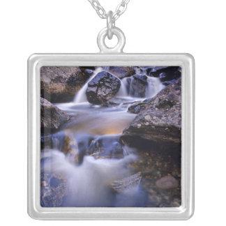 Fish Creek Falls near Steamboat Springs Colorado Custom Necklace