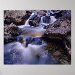 Fish Creek Falls near Steamboat Springs Colorado Posters