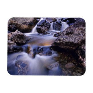 Fish Creek Falls near Steamboat Springs Colorado Vinyl Magnet
