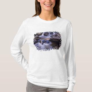 Fish Creek Falls near Steamboat Springs Colorado T-Shirt