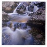 Fish Creek Falls near Steamboat Springs Colorado Tile