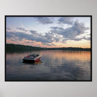 Fish Creek Ponds Print