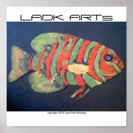 Fish - Customized Print