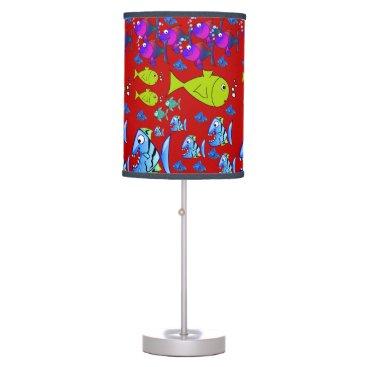 Professional Business Fish Decorative lamp shade