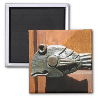 Fish Door Knob Magnet