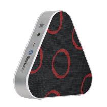 Fish Dress Pattern Pieladium ipod/mp3 Speakers