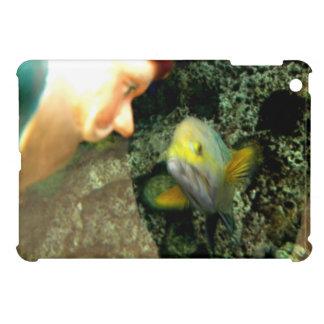 Fish Face gnome Case For The iPad Mini