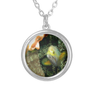 Fish Face Gnome Custom Necklace