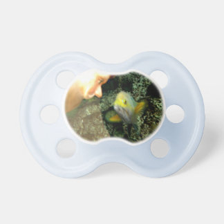 Fish Face Gnome Pacifier