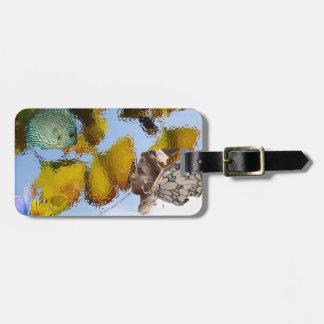 Fish & Faery Bag Tag
