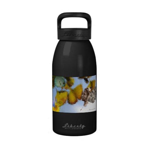 Fish & Faery Water Bottle