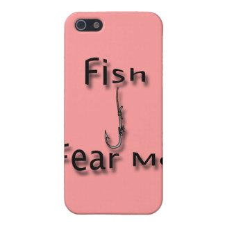 Fish Fear Me iPhone SE/5/5s Cover