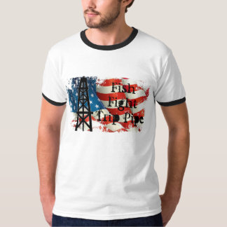 FISH, FIGHT & TRIP PIPE T-SHIRT