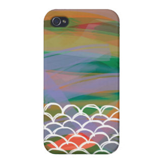 Fish Fins Cover For iPhone 4