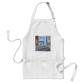 Fish&Fish Apron  ©2016 Soul Surfer Collection