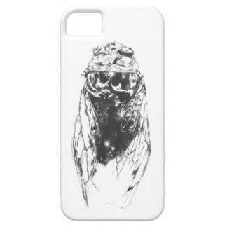 Fish Fly - Insect drawing in giant scale iPhone SE/5/5s Case