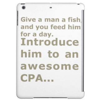 Fish for a day or Awesome CPA