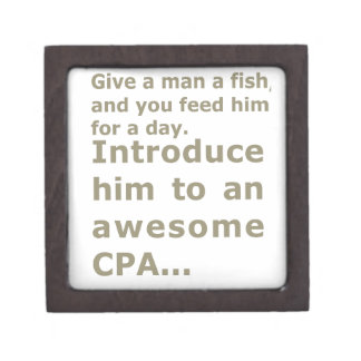 Fish for a day or Awesome CPA Gift Box