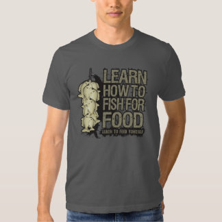 FISH FOR FOOD TEE