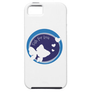 Fish For Love iPhone 5 Covers