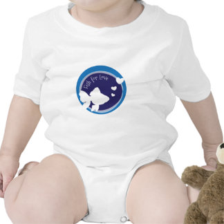 Fish For Love Baby Bodysuits