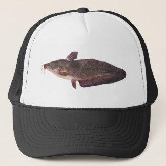 Fish - Freshwater Catfish - Tandanus tandanus Trucker Hat
