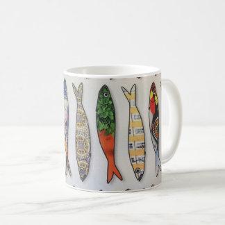 Fish Fruendly Coffee Mug