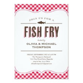 Fish Fry Invitations & Announcements | Zazzle